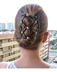 bun clip hot bargains on wooden hair bun maker pony hair clip