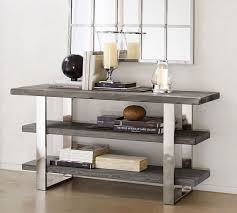 Pottery Barn Griffin Coffee Table Durham Console Table Pottery Barn