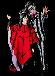 lydia deetz costume lydia deetz and beetlejuice by jennizzle on deviantart