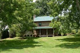 3 historic log cabins on the market right now curbed