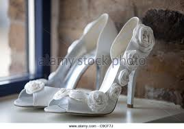 wedding shoes next wedding shoes window stock photos wedding shoes window stock