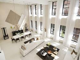 Loft Living Room by 5 Luxurious Loft Living Spaces In Nyc La And Sf Sotheby U0027s Art