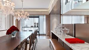 the baccarat suite at the baccarat hotel u0026 residences new york