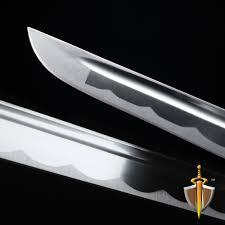 ninja katana handmade japanese samurai sword real full tang sword