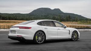 porsche car panamera porsche panamera turbo s e hybrid 2017 review by car magazine