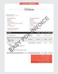 Free Email Invoice Template 100 Magento Custom Email Template Prestashop Email
