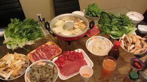 cuisine chinoise traditionnelle fondue chinoise être chinois au québec