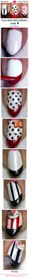 cute hello kitty stiletto nails nail art gallery step by step