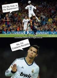 Memes De Ronaldo - cristiano ronaldo s powerful header against manchester united