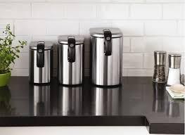 modern kitchen canisters modern kitchen canisters kitchen designs