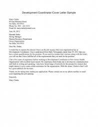 internship cover letter sports internship cover letter