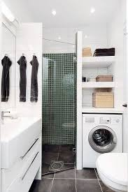 laundry in bathroom ideas a combined laundry and bathroom