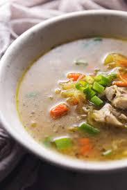 low carb chicken noodle soup u2022 low carb with