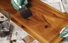 How To Stain Mohagany Doors Youtube by How To Stain Pine Wood Diy Pine Staining Tutorial