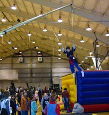 mackinaw city halloween events summit rock wall adventures portable rock wall with dual extreme