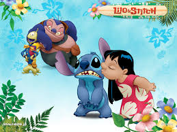 adorable lilo stitch wallpapers 45 wallpapers bsnscb graphics