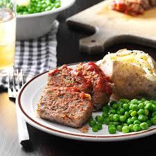 Cooking Light Meatloaf Vegetable Meat Loaf Recipe Taste Of Home
