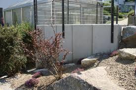 solid concrete block for walls for garden enclosures l uhl