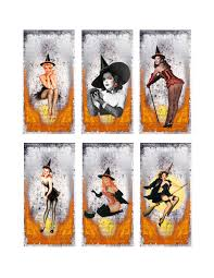 halloween gift tags gift tag oneblankdream digital graphic design