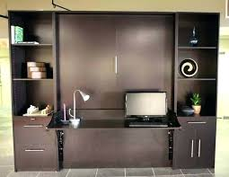 Murphy Bed Office Desk Combo Murphy Bed Office Desk Combo Of With Plans Obakasansite Helena
