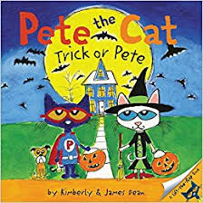 pete the cat trick or pete dean 9780062198709