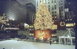Buy Christmas Decorations New York by Christmas In New York City