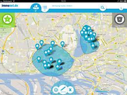 Immobiliensuche Notizzettel Adé Immobiliensuche Mit Der Immonet Ipad App