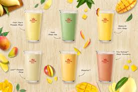 Mango King smoothie king on whatever your purpose we ve got a mango