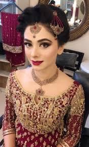 Bridal Trendy Pakistani Bridal Hairstyles 2017 New Wedding Hairstyles Look