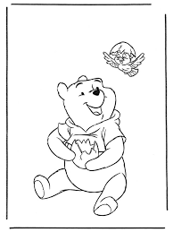 winnie the pooh tattoo design coloring home