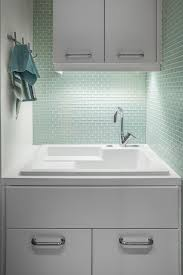 Inspiration Utility Sink Backsplash Also Designing Home - Utility sink backsplash
