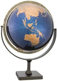 world globe home decor the tallinn desk globe