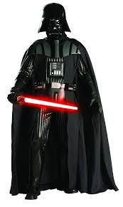 darth vader with no cape in the star wars storybook starwars