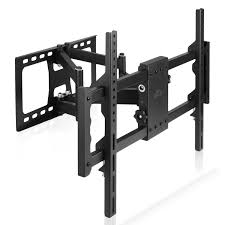 samsung tv wall mount kit simbr tv wall mount bracket with full motion double articulating