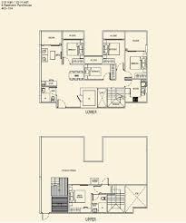 floor plan parc rosewood