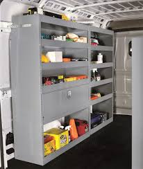 Ford Transit Connect Shelving by Full Size Ford Transit