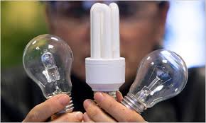 30 days tip 8 replace a standard incandescent lightbulb with a