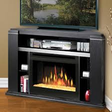 tall corner tv stand with fireplace best cabinet decoration