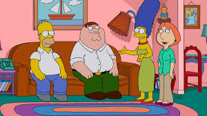 family guy the simpsons u0027 u0027family guy u0027 crossover photos business insider