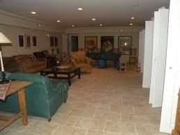 Tile On Concrete Basement Floor by Basement Flooring Home Design By John
