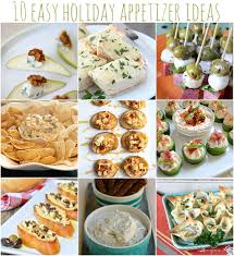 Easy Summer Entertaining Menu - appetizer menu for party the best summer appetizers food network
