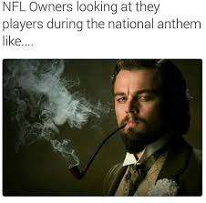 Controversial Memes - colin kaepernick eric reid kneel during national anthem the