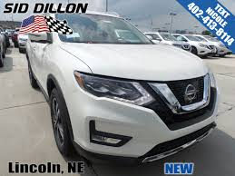 2017 nissan rogue white nissan rogue sl for sale used cars on buysellsearch