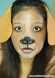 Cute Halloween Makeup Ideas by Lala U0027s Wonderland Chinese New Year Collaboration Dog