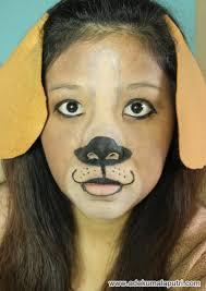 Halloween Kid Makeup by Lala U0027s Wonderland Chinese New Year Collaboration Dog