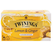 twinings lemon tea