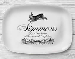 personalized serving platters personalized platter melamine serving platter melamine
