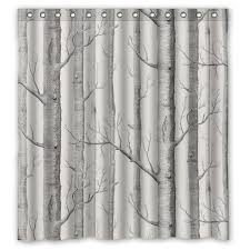 fashionable bathroom collection custom waterproof birch tree