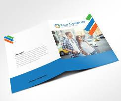 two fold brochure template psd bi fold brochure brickhost e0c8d185bc37