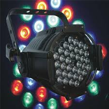 2018 affordable led stage lights for sale x3w led par can l